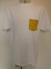 T-shirt med lomme